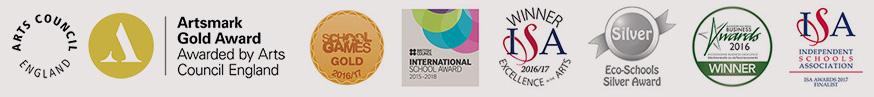 Ballard School Awards and Accreditations