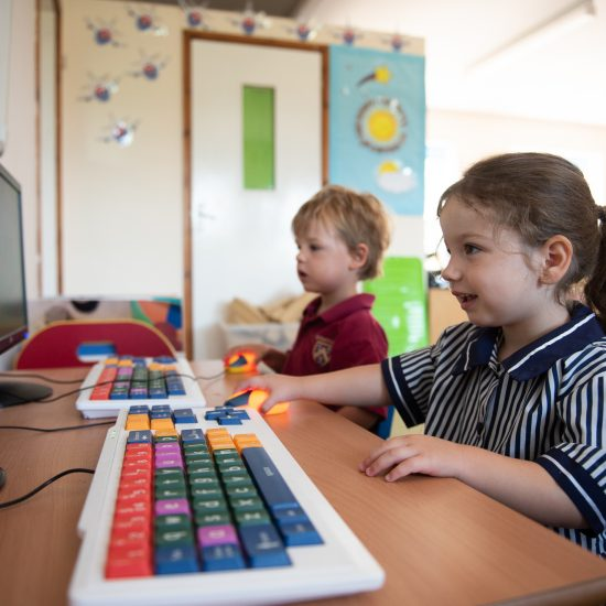 Nursery STEM (ICT)