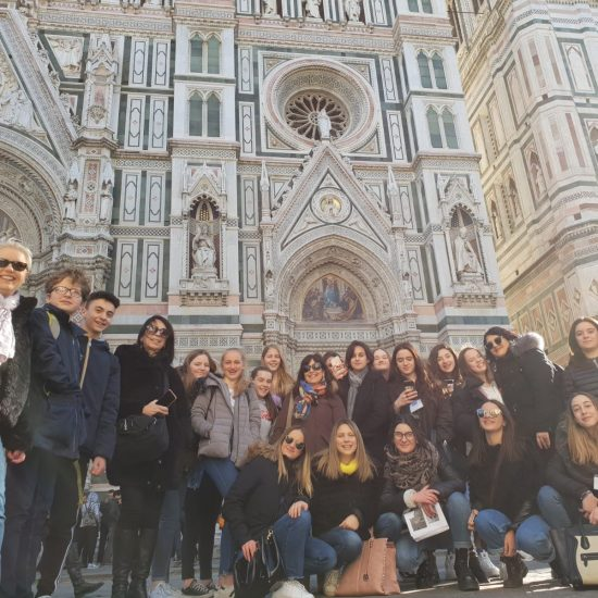 Erasmus Trip to Italy