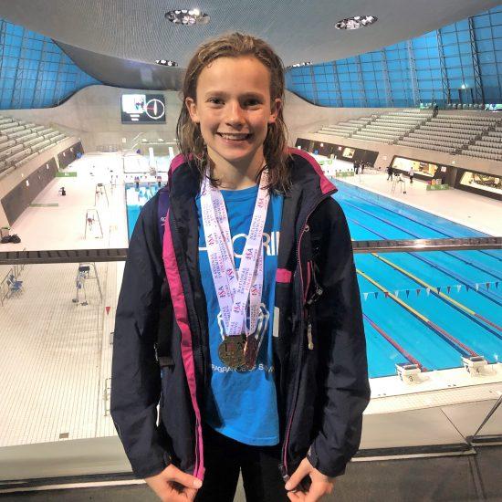 ISA Swimming Champions