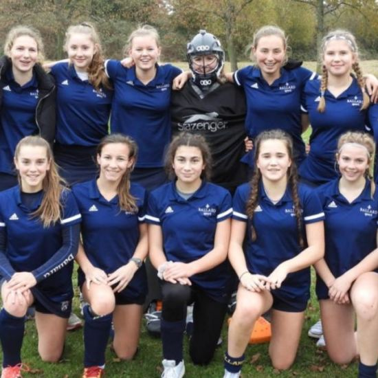 Hockey Success – U16 Girls – Southern County Champions
